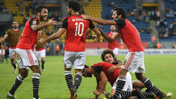 Salah Fires Egypt To First World Cup Since 1990