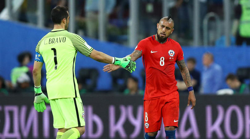 Vidal Makes U-Turn, Rescinds Decision To Quit Chile National Team
