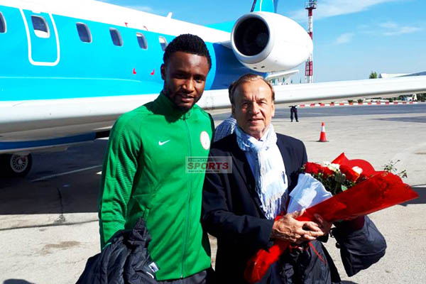 Rohr Confirms Mikel Will Face Argentina, Set To Test Uzoho