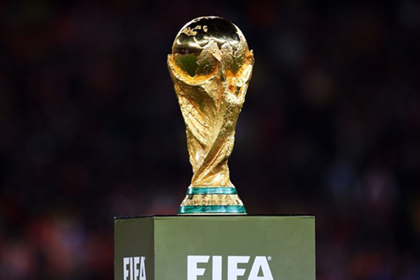 FIFA World Cup Trophy To Arrive In Nigeria In March