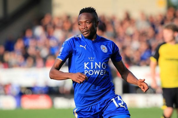 Musa Set To Quit Leicester In January To Keep Super Eagles Spot