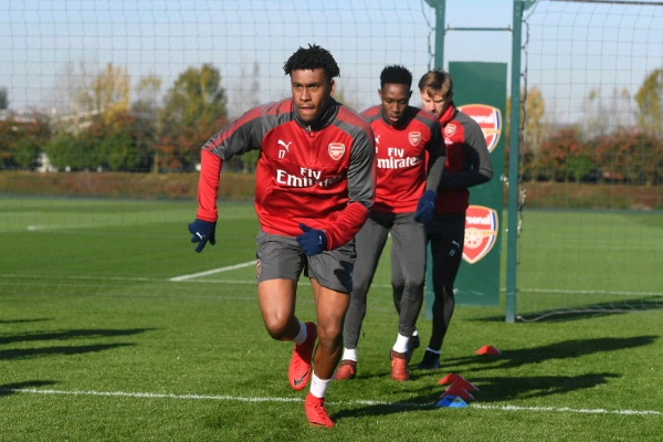 Wenger: Iwobi Now A Better Finisher, But Must Improve Defensively