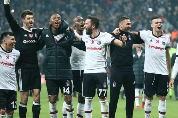 Champions League: Besiktas Claim R16 Spot As Maribor Hold Spartak Moscow
