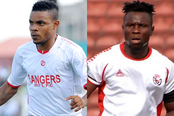 Rangers' Duo; Udeagha, Etim Set To Complete Enyimba, Akwa United Switches