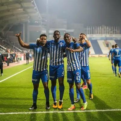 Eduok Ends Goal Drought In Kasimpasa Draw Vs Troost-Ekong's Bursaspor