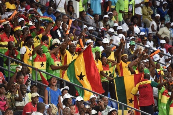 Ghana Avoid Defeat To Egypt In Final Russia 2018 Qualifier