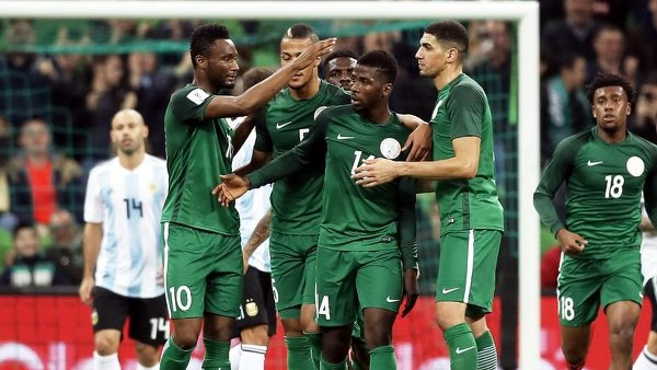 Ikpeba Sets Quarter-Final World Cup Target For Super Eagles