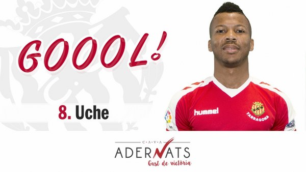 Ike Uche's Goal Seals Away Win For Gimnastic