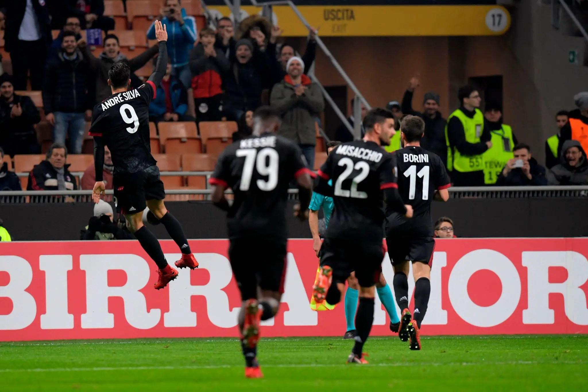 Europa League: Milan Thrash Alhassan's Austria Wien As Atalanta Rout Everton