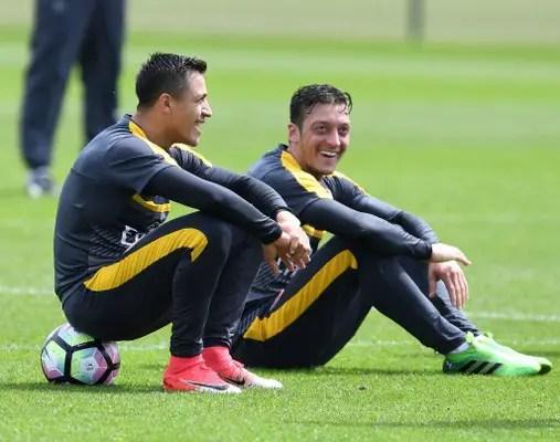 Wenger: Sanchez, Ozil Not Leaving Arsenal; Iwobi Doubtful For Huddersfield Clash