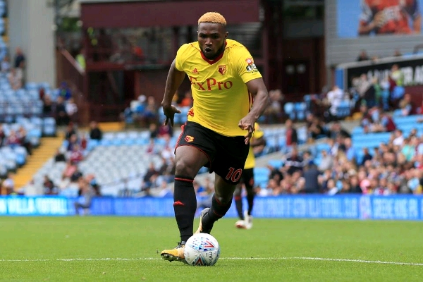 Isaac Success To Leave Watford On Loan In January