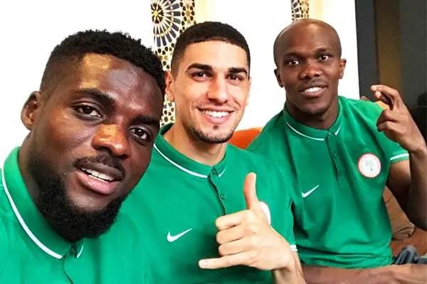 Ogu Delighted To Score First Super Eagles Goal Vs Algeria