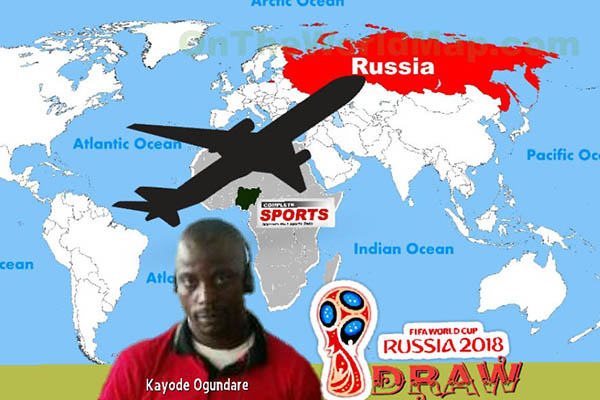 Complete Sports Off To Russia For World Cup Draw Special Coverage