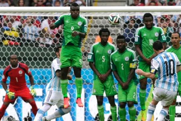 FIFA Approve Nigeria Vs Argentina Friendly In Russia