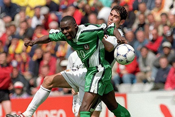 NIGERIA 5 – 2 EUROPE: Super Eagles Scorecard Against European Teams At Past World Cup Group Stages