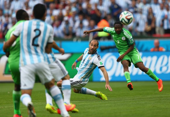 ROAD TO RUSSIA: 5 Interesting Facts About Nigeria Vs Argentina