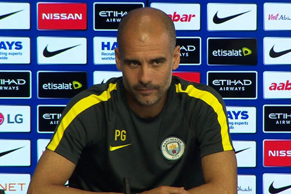 Guardiola Keen To Avoid Mistakes Vs Basel, Welcomes Back Mendy