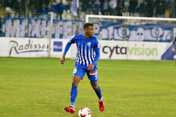 Abdullahi Delighted With Anorthosis' Unbeaten Run In Cypriot League