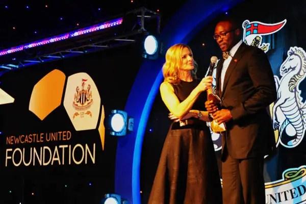 Shola Ameobi Inducted Into Newcastle United Hall Of Fame