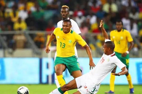 Bafana Coach Baxter: Nigeria, Senegal Not Better Than South Africa