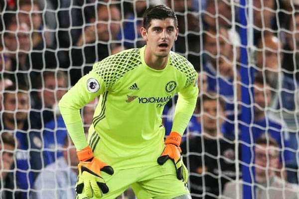 Courtois: No Comment, My Transfer Issue Now Delicate Situation