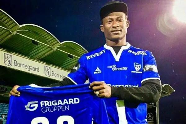Mohammed Celebrates 'New Beginning' At Norwegian Club Sarpsborg