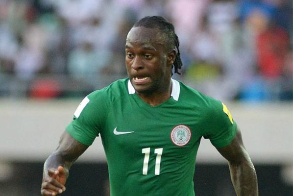 Moses Happy With Support For BBC African Player Award