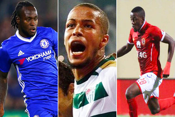 Salisu Hails Moses, Troost-Ekong, Ajayi CAF Awards Nomination