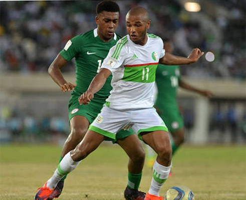 ALGERIA 7-9 NIGERIA: Super Eagles Ahead In Head-To-Heads With Foxes