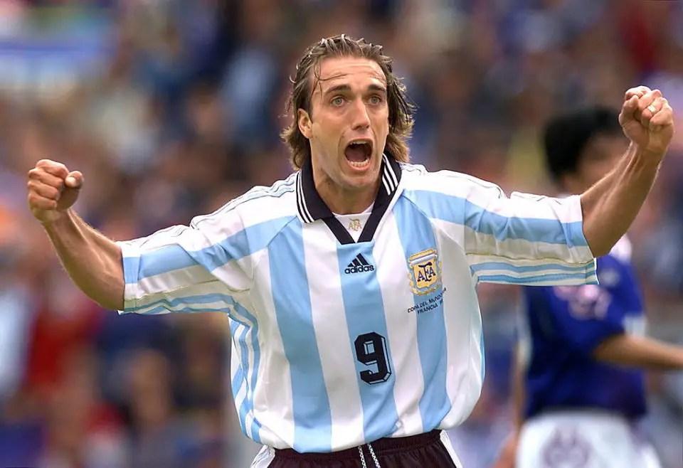 Batistuta: Why I'm Angry That Messi Broke My Scoring Record