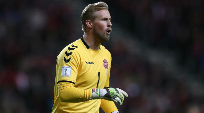 Russia 2018 Play-off: Schmeichel Blames Bad Pitch For Denmark's 0-0 Home Draw With Rep. Of Ireland