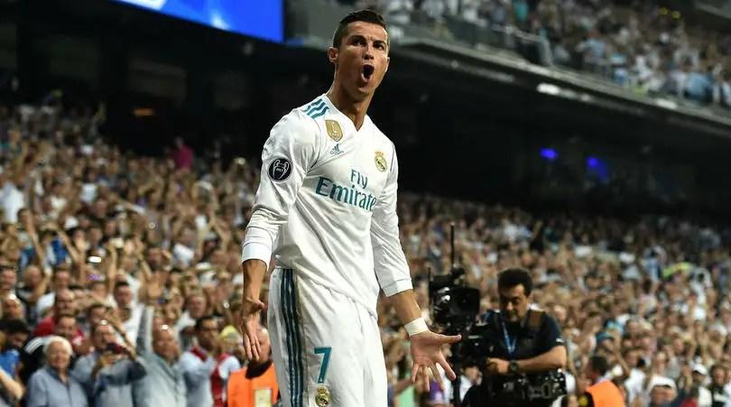 Cristiano Ronaldo: Real Madrid Not Scared Of Facing PSG
