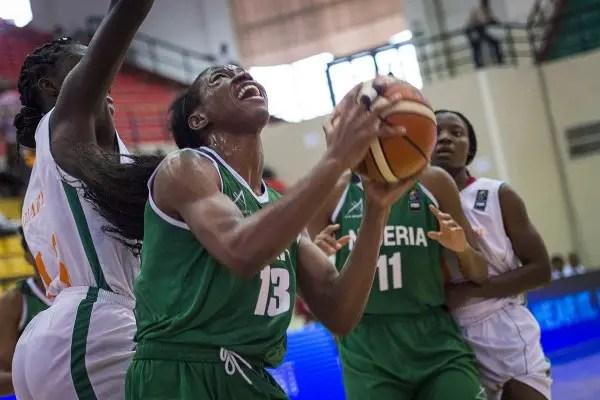 President Buhari Rewards AfroBasket D'Tigress With N17.5m