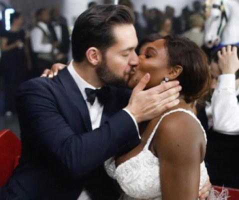 Serena Williams Gets Married Amid Fanfare