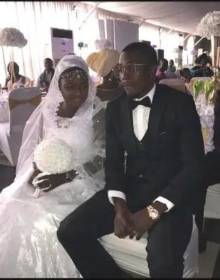 Al Ahly Star Junior Ajayi, 21, Gets Married In Lagos