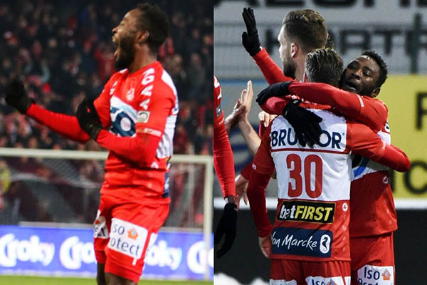Roundup: Ajagun Scores In Belgian Cup; Balogun Makes 6th Start For Mainz As Eduok, Awoniyi Fire Blanks