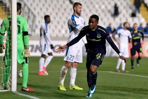 Lookman, Wilshere, Walcott In Europa League Team Of The Week