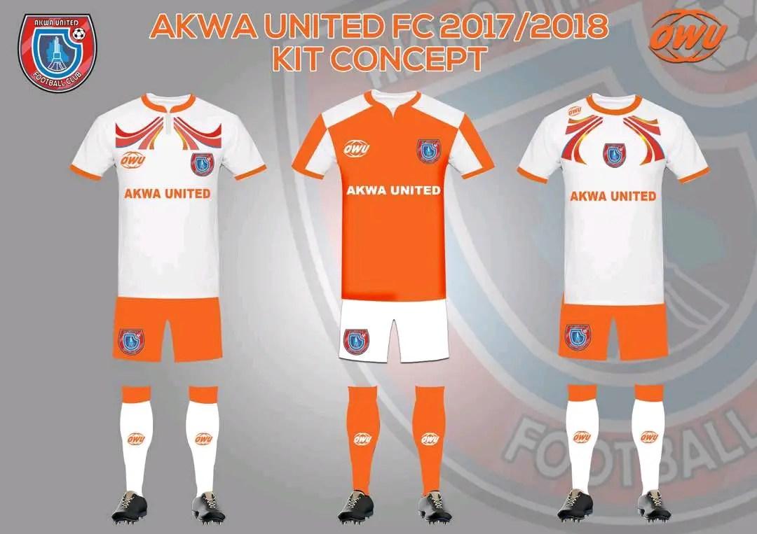 Akwa United Unveil New Kits Ahead Of NPFL Season