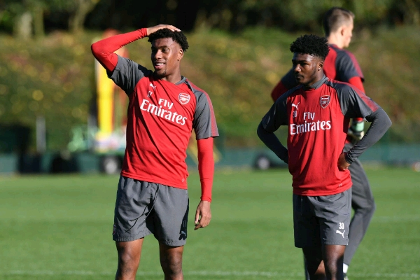Wenger Proud Of Iwobi, Other Arsenal Academy Products