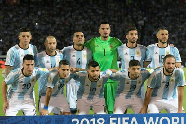Argentina To Face Italy, Saudi Arabia In World Cup Friendlies