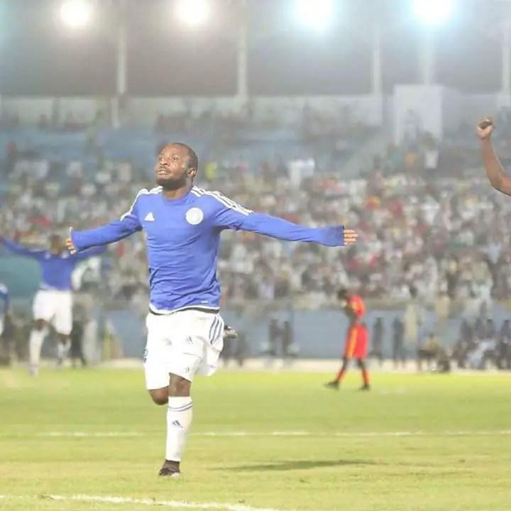 Shobowale Negotiates Contract Extension At Sudanese Club Al Hilal