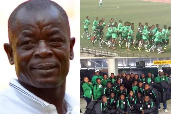 2018 U-17 WWCQ: Nikyu Assures Flamingoes Ready To Beat Ethiopia In Benin