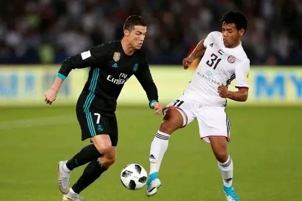 Club World Cup: Ronaldo Breaks Record As Madrid Edge Al-Jazira To Advance