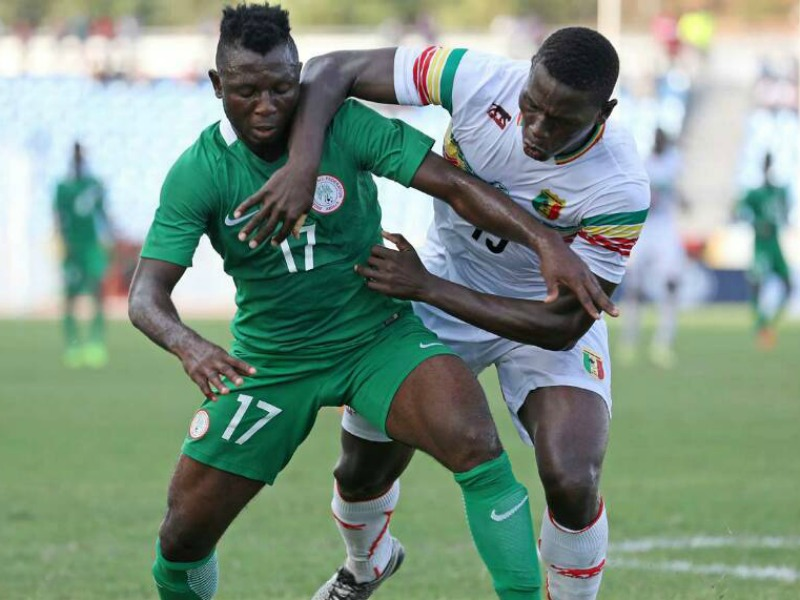 Home Eagles Midfielder Ashade Out Of NPFL Invitational Over Ankle Injury