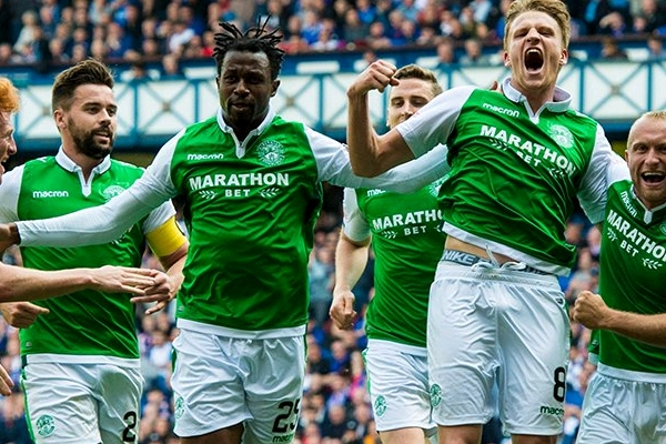 Ambrose Aims To Help Hibs End Former Club Celtic's Unbeaten Run
