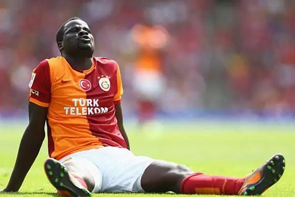 Galatasaray Offer Broke Eboue Coaching Job