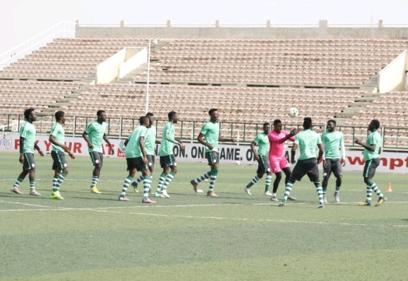 26 Home Eagles Begin Training Ahead Of NPFL Super Six