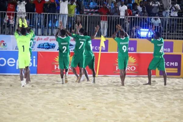 COPA Lagos: Sand Eagles Edge Morocco, Gidi Sharks Outclass Pepsi Academy