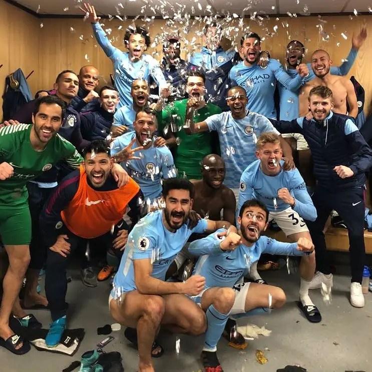Lukaku, Mourinho, Ederson Involved As Tunnel Fight Mars Manchester Derby