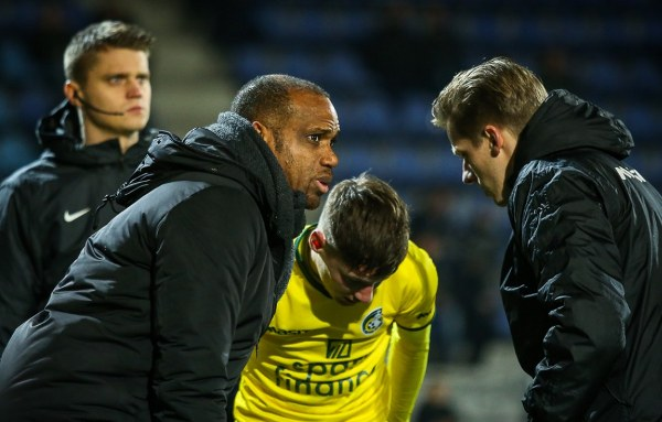 """Oliseh """"Extremely Delighted"""" As Fortuna Sittard Win, Go Top"""